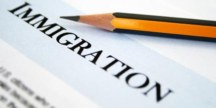 immigration-form-and-pencil