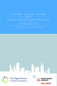 Migrant and Refugee Integration in Global Cities - The Role of Cities and Businesses
