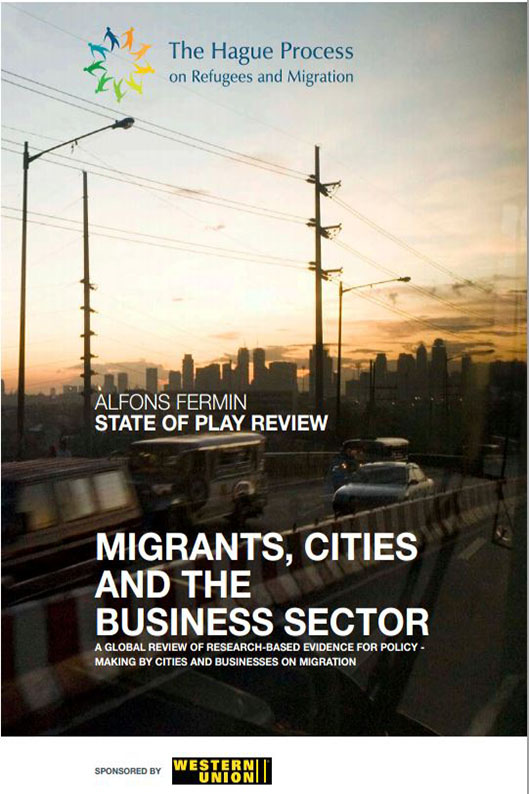 Migrants Cities and the Business Sector