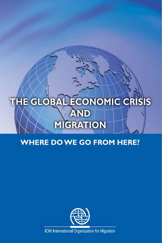 The Global Economic Crises and Migration – Where Do We Go From Here? (Bimal Ghosh)